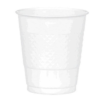 Big Party Pack 12 OZ Cup 50 CT White