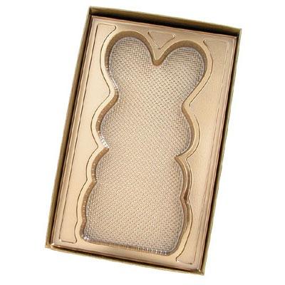 Brown Rabbit Box Gold Insert
