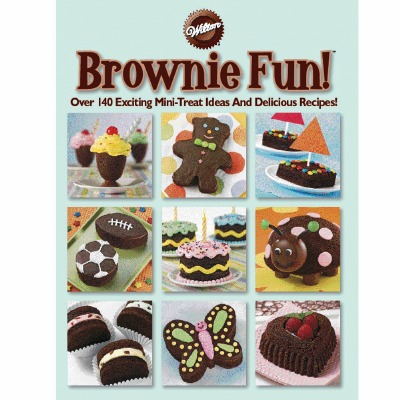 Brownie Fun Book - Wilton