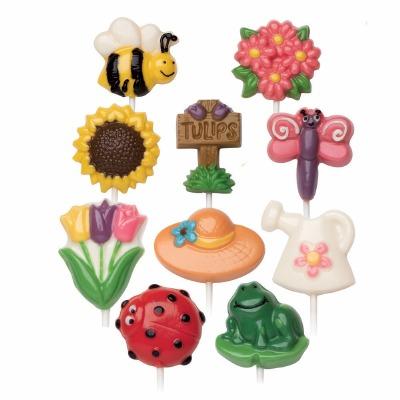 Bugs/Garden Items Candy Mold
