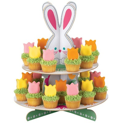 Bunny Treat & Egg Stand