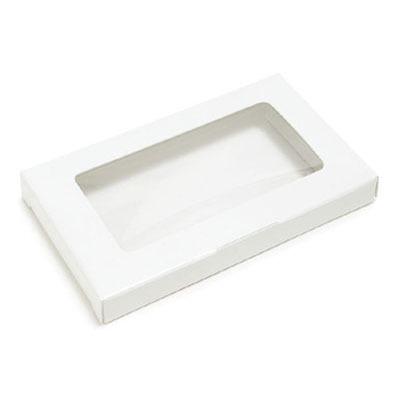Business Card Box - White