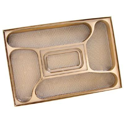 Business Card Center Box