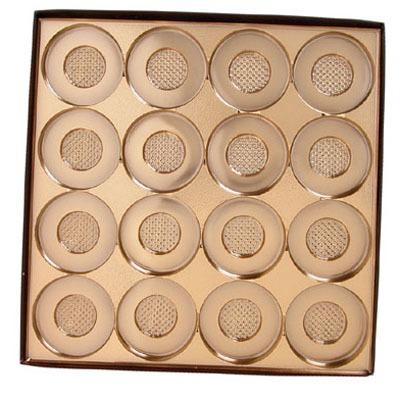 7X7 Gold Box 16 Cavity Insert