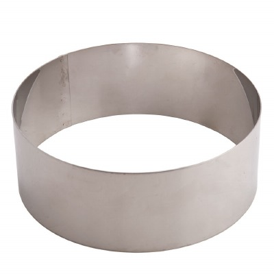 """Cake Rings 3"""" X 2"""" Cake Ring"""