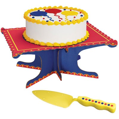 Cakestand Kit-Primary Colors