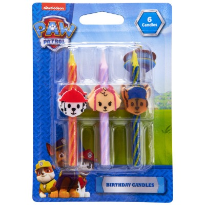 Candle Set-Paw Patrol