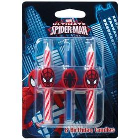 Candle Set-Ultimate Spider Man
