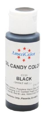 Candy Color 2 OZ Black