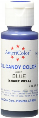 Candy Color 2 Ounce Blue