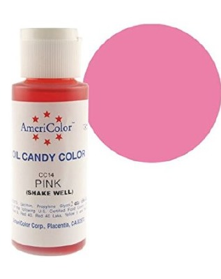 Candy Color 2 Ounce Pink