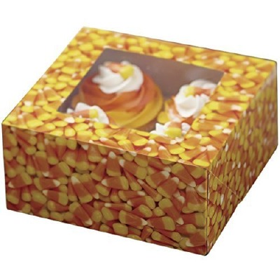Candy Corn Treat Boxes 3 CT