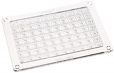 Candy Mold 2 Piece Square Maze