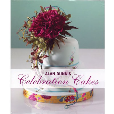 Celebration Cakes By Alan Dunn Book