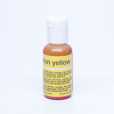 Chefmaster 3/4 OZ Neon Yellow