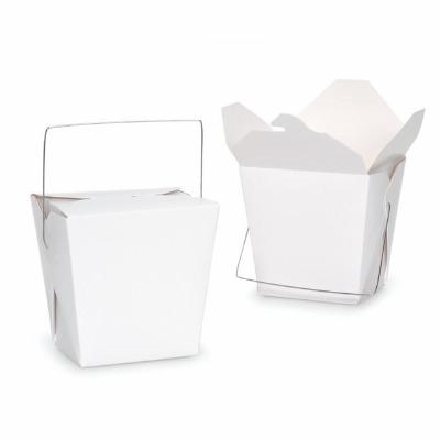 Chinese Box 26 OZ White 5-PK
