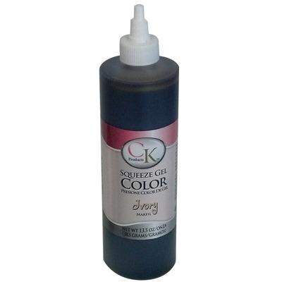 CK Gel Paste Food Color 13.5 OZ Ivory