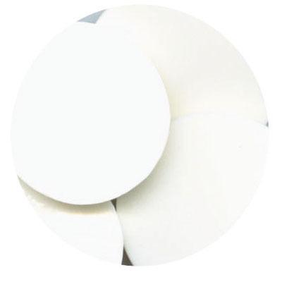 Clasen 25 LB Case Alpine Brite White