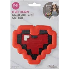 Comfort Grip CC 8 Bit Heart