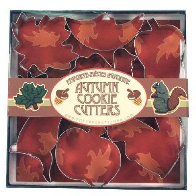 Cookie Cutter Autumn Set