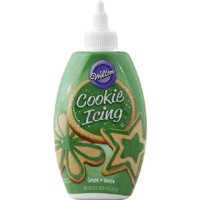 Cookie Icing 10 OZ Green