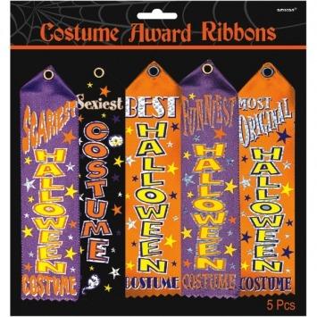 Costume Award Ribbon Multi