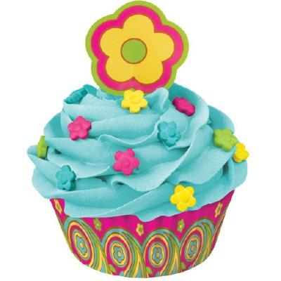 Cupcake Decoration Kit Flower