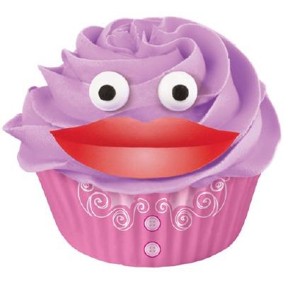 Cupcake Decoration Kit Girl