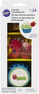 Cupcake Kit Caterpillar 48 CT