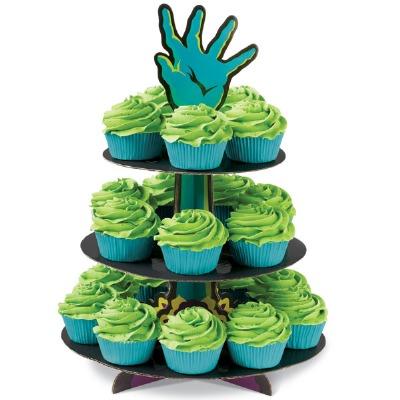 Cupcake Stand Zombie 1CT