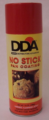 Dawn Pan Coating 14 ounce Can
