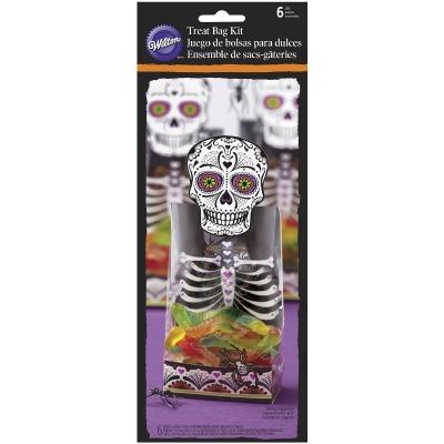Deadly Soiree Skeleton Bag Kit