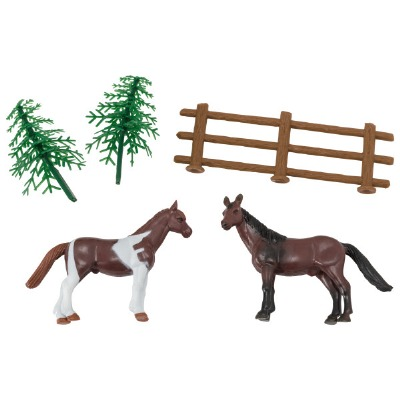5 - Piece Horse DecoSet