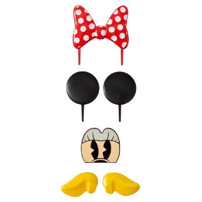 Deco Set Minnie Mouse 7 PC Set