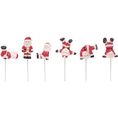 Decopics Tumbling Santas