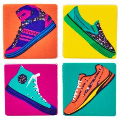 Decor Fashion Sneakers 36ct