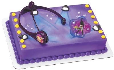 Decoset Hannah Montana Cake Topper