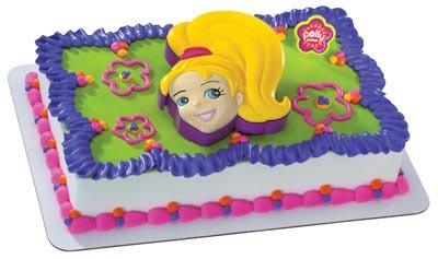 Decoset Poly Pocket Dress Up Cake Topper