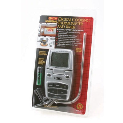 Digital Thermometer & Timer