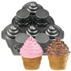 Dimensions Ice Cream Cone Pan