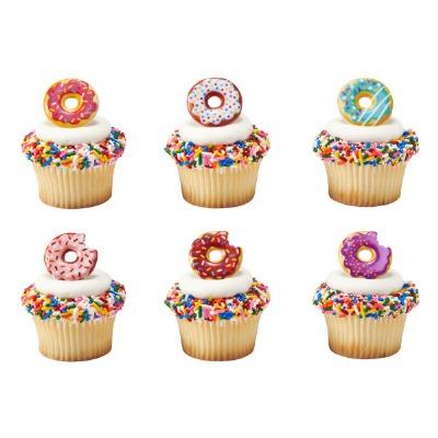 Donut Cupcake Rings
