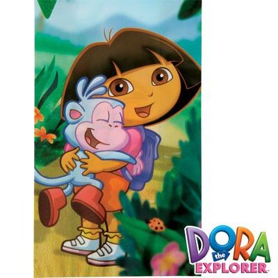 Dora Treat Bags w/ Ties 16 CT
