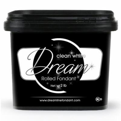 Dream Fondant Clean White 2 Pounds