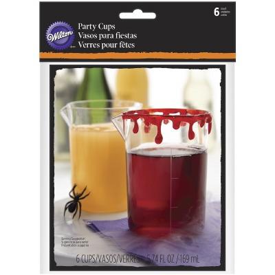 Drink Your Treat Beaker Cups 6