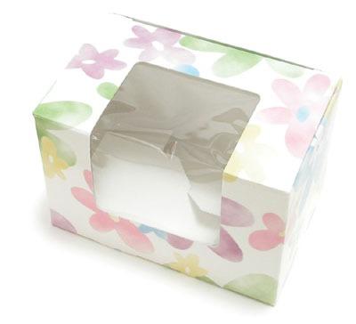 Easter Box Daisy Window 1/2 Pound