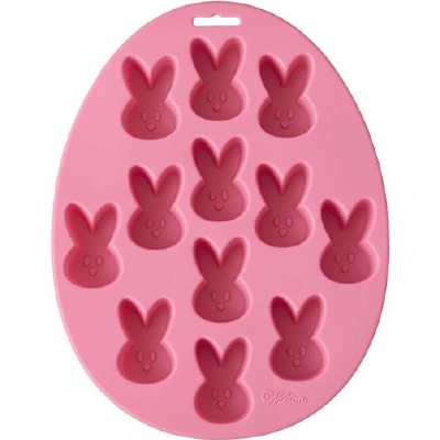 Easter Bunny Silicone Mold