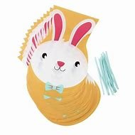Easter BunnyTreat Bags 15 CT
