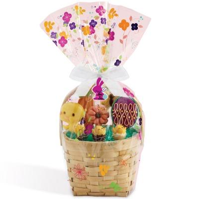 Easter Cookie Basket Bag 2ct.