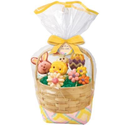 Easter Garden Basket Bag 2ct.