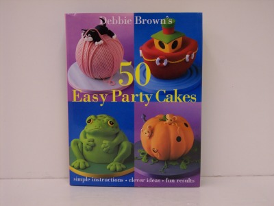 Easy Party Cakes Book